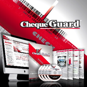 Cheque-Guard Corporate Branding