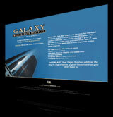Galaxy Real Estate Services Website Design