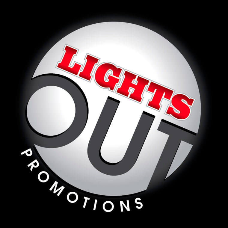 LightsOUT Promotions Corporate Logo Design