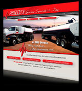 SMC Grease Specialist Inc.<br> Website Design